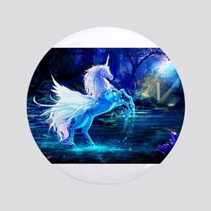 Unicorn Button