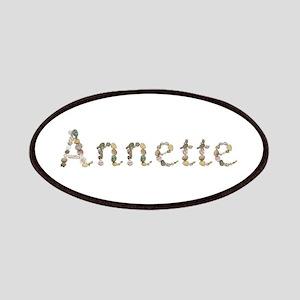 Annette Seashells Patch