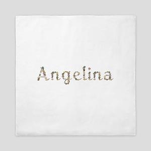 Angelina Seashells Queen Duvet