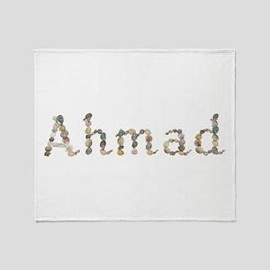 Ahmad Seashells Throw Blanket