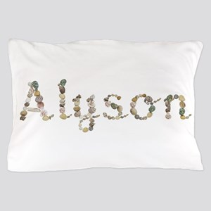 Alyson Seashells Pillow Case
