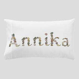 Annika Seashells Pillow Case
