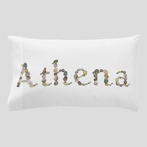 Athena Seashells Pillow Case