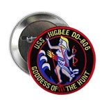 "USS HIGBEE 2.25"" Button"