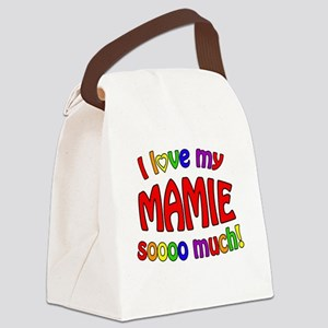 I love my MAMIE soooo much! Canvas Lunch Bag
