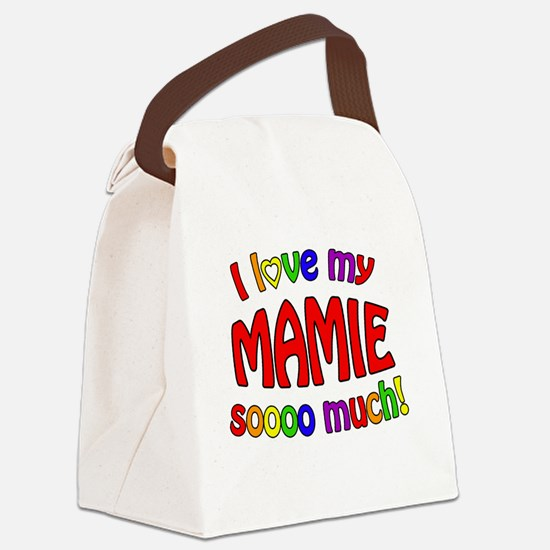 I love my MAMIE soooo much! Canvas Lunch Bag