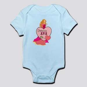 Princess Ava Infant Bodysuit