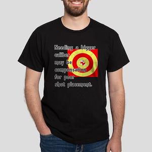 Caliber Size Matters Dark T-Shirt