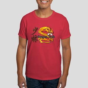 Shaolin Kanji Dragon Style Men's T-Shirt