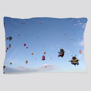 Hot Air Balloons Pillow Case