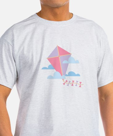 Kite in Clouds T-Shirt