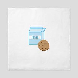 Cookie & Milk Queen Duvet