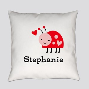 Ladybug (p) Everyday Pillow