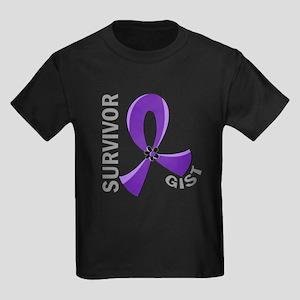 GIST Survivor 12 Kids Dark T-Shirt