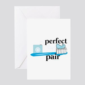 Perfect Pair Greeting Cards