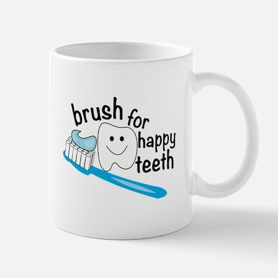 Happy Teeth Mugs