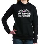 Great Grandma Women's Hooded Sweatshirt