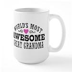 Great Grandma Large Mug