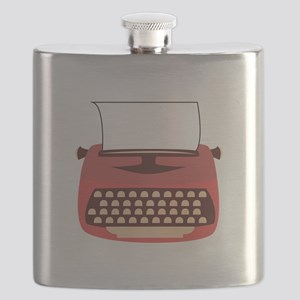 Typewriter Flask