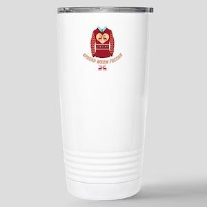 Warm Fuzzies Travel Mug