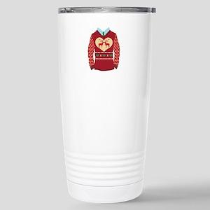 Christmas Sweater Travel Mug
