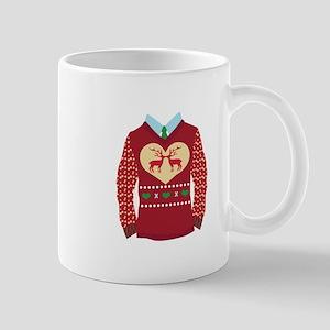Christmas Sweater Mugs