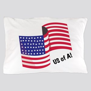 US Of A Pillow Case