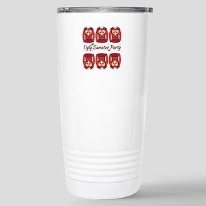Ugly Sweater Party Travel Mug
