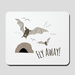Fly Away Mousepad