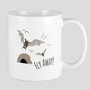 Fly Away Mugs