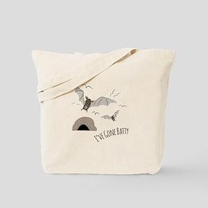 Ive Gone Batty Tote Bag