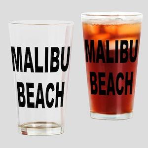 Malibu Beach Drinking Glass