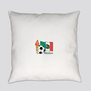 Mexico Everyday Pillow