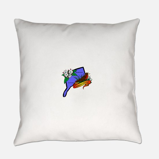 Connecticut.png Everyday Pillow