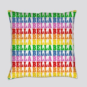 Rainbow Name Pattern Master Pillow