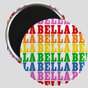 Rainbow Name Pattern Magnet