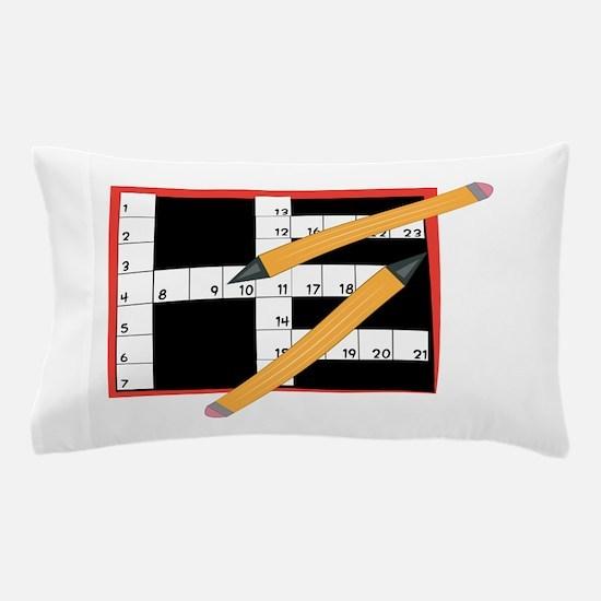 Crossword Pillow Case