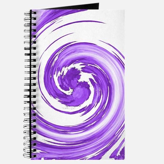 Purple Spiral Journal