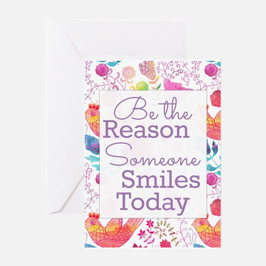 Smiles Greeting Cards