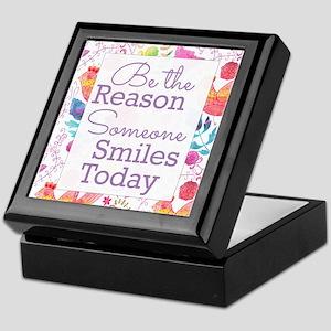 Smiles Keepsake Box