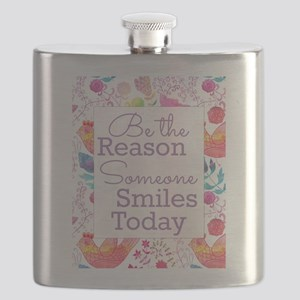 Smiles Flask