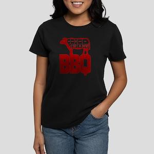 BBQ Women's Dark T-Shirt