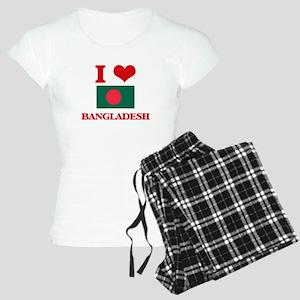 I Love Bangladesh Pajamas