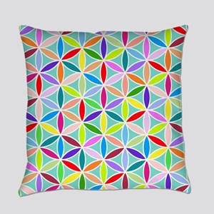 Flower of Life Large Pattern Multicoloured Everyda