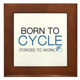 Cycling Framed Tiles