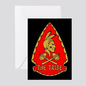 ST-6 The Tribe Greeting Cards