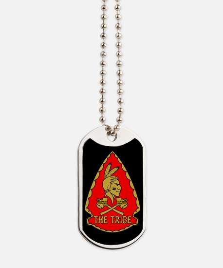 ST-6 The Tribe Dog Tags