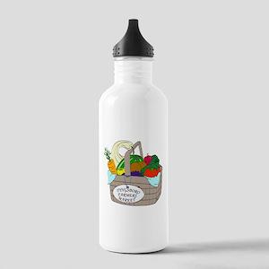 fm_logo3 Stainless Water Bottle 1.0L