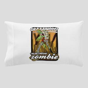 Vegetarian Zombie Pillow Case