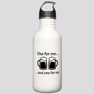One For Me ... Stainless Water Bottle 1.0L